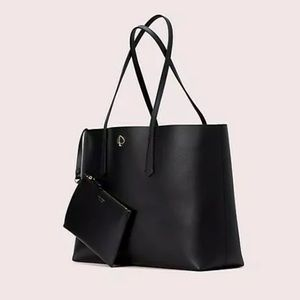 Brand New Kate Spade Molly Large Tote in Black